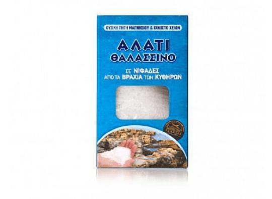 Kytherian Rock Sea Salt 'KALIMERA PRODUCTS' 260gr