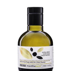 Extra Virgin Olive Oil w Mastiha 'MastihaShop' 250mlΈξτρα Παρθένο Ελαιόλαδο με Μαστίχα Χίου 'MastihaShop' 250ml