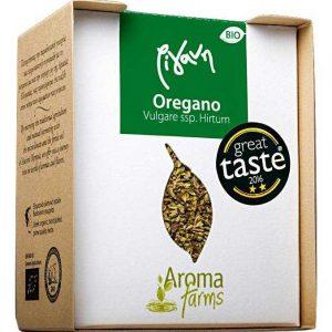 Βιολογική Λουΐζα φύλλο 'Aroma Farms' 10gr