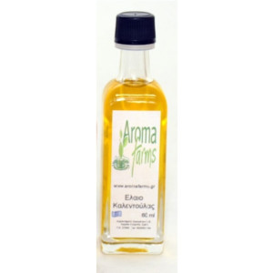Καλεντουλέλαιο 'Aroma Farms' 60ml
