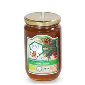 Βιολογικό Μέλι Πεύκου 'ΦΑΣΙΛΗΣ' 950grOrganic Pine Honey 'Fasilis' 950gr