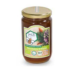 Βιολογικό Μέλι Ελάτης & Θυμάρι 'ΦΑΣΙΛΗΣ' 950gr