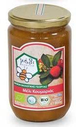 Βιολογικό Μέλι Kουμαριάς