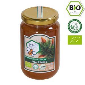 βιολογικο μελι ελάτης organic fir honey