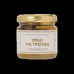 Μέλι Ακακίας με Τρούφα TROUFAPLUS 120gr