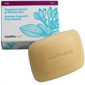 Αρωματικό Σαπούνι με Μαστίχα 'MastihaShop' 90 gr