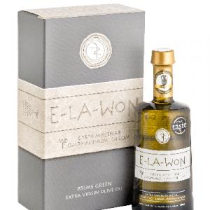 Premium Luxury Gift Package Extra Virgin Οlive Οil E-LA-WON 500ml