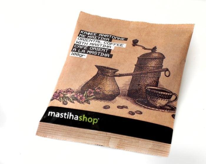 Καφές Ανατολής με Μαστίχα