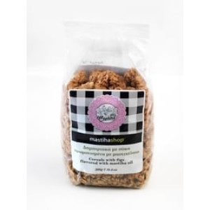 Cereals with Figs and Mastiha 'MastihaShop' 300gr