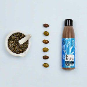 Αφρόλουτρο Peeling με Μαστιχέλαιο Χίου 'Bio Plasis' 250ml