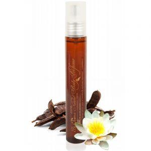100% Φυσικό Άρωμα Μανόλια 'BioAroma' (75ml) 100% Natural Body Perfume w Magnolia and Carob Extract 'Bio Aroma' (75ml)