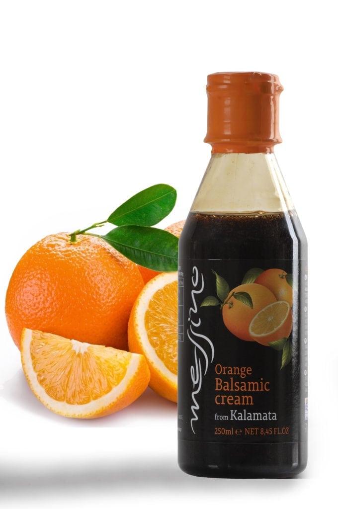 Κρέμα Βαλσάμικου Πορτοκάλι 'Messino' 250ml