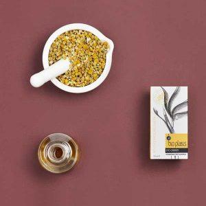 Organic Eye Cream w Mastic Oil 'BioPlasis' 30ml