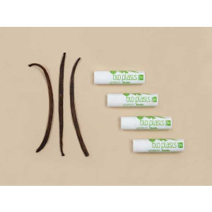Organic Lip Balm Vanilla 'BioPlasis' 4,5gr