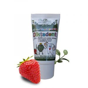 'Diktadent' Φυσική Οδοντόκρεμα για τα Παιδιά 'BioAroma' 50ml 'Diktadent' Herbal Toothpaste for Children 'Bio Aroma' 50ml