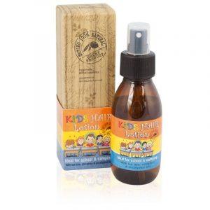 Φυσική Παιδική Λοσιόν για τα Μαλλιά (για Ψείρες) 'BioAroma' 100ml 100% Νatural Kids Hair Lotion 'Bio Aroma' 100ml