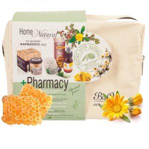 Σετ 'Το Φυσικό Φαρμακείο Σας' 'BioAroma' 'Your Natural Pharmacy' Set 'Bio Aroma'
