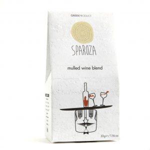 Μείγμα για Κόκκινο Κρασί με Εσπεριδοειδή & Μπαχαρικά 'SPAROZA' 33gr