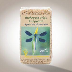 Ρυζείς' Βιολογικό Κάστανο Ρύζι  'Ηλέσιον' 500gr