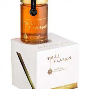 Θυμαρίσιο Μέλι σε Πολυτελή Συσκευασία Δώρου E-la-won 280ml
