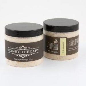 Άλατα Μπάνιου με Γύρη Sweet Aphrodisiac 'Honey Therapy' 750gr
