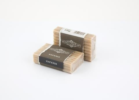 Σαπούνι Απολέπισης με Γύρη 'Honey Therapy' 130gr