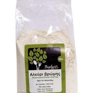 Oat Flour 'Bioagros' 500grΒιολογικό Αλεύρι Βρώμης 'Βιοαγρός' 500gr