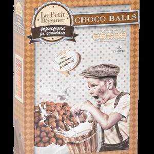 Δημητριακά 'Choco Balls' Tsakiris Family 250gr