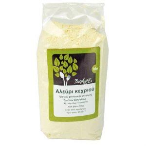Organic Millet Flour 'Bioagros' 500grΒιολογικό Αλεύρι Κεχριού 'Βιοαγρός' 500gr