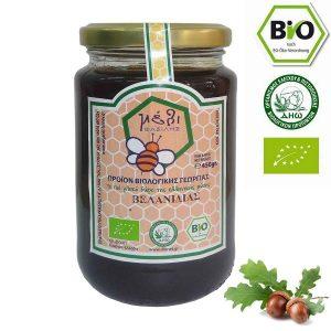 Βιολογικό Μέλι Βελανιδιάς 'ΦΑΣΙΛΗΣ' 950gr