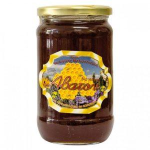 Βιολογικό Μέλι Καστανιάς 'Άβατον' 950gr