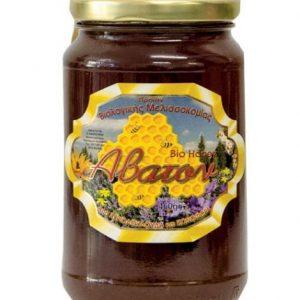 Βιολογικό Μέλι Πευκόμελο 'Άβατον' 460gr