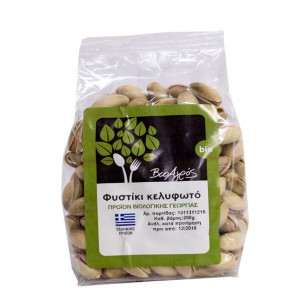 Βιολογικό Φυστίκι Αιγίνης Κελυφωτό 'Βιοαγρος' 200gr