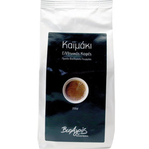 Organic Greek Coffee Kaimaki 'Bioagros' 100gr