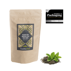 Black Tea w Chios Mastiha Oil 'MastihaShop' 100grΜαύρο Τσάι με Μαστιχέλαιο Χίου 'MastihaShop' 100gr