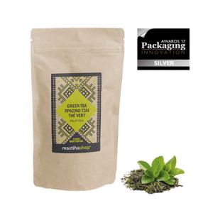 Πράσινο Τσάι με Μαστιχέλαιο Χίου  'MastihaShop' 100gr