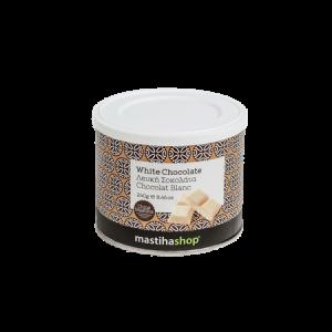 Ρόφημα Λευκής Σοκολάτας με Μαστίχα Χίου  'MastihaShop' 240gr