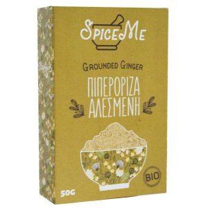 Organic Ginger Powder 'Spice Me' 50gr