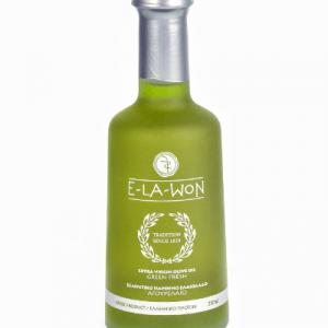Εξαιρετικό Παρθένο Αγουρέλαιο E-LA-WON Green Fresh 250ml
