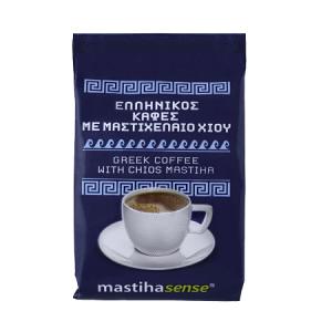 Ελληνικός Καφές με Μαστίχα Χίου 'MastihaShop' 100gr