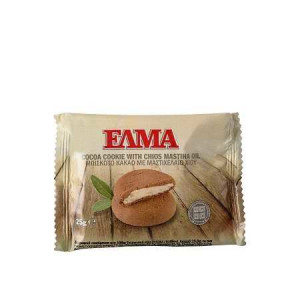 Cocoa Cookie w Mastiha Cream ELMA 'MastihaShop' 25gr