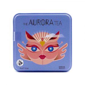 AURORA Tea Τσάι Βοτάνων & Εσπεριδοειδών 'SPAROZA' 35gr