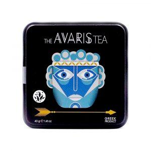 AVARIS Tea Τσάι Βοτάνων & Λουλουδιών 'SPAROZA' 40gr
