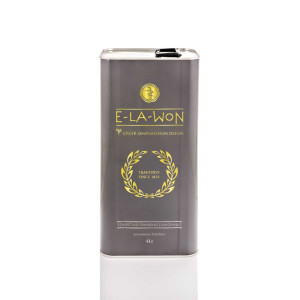 Extra Virgin Olive Oil Traditional 'E-la-won' 5lt