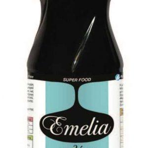 100% Καθαρή Μελάσα από Ζαχαροκάλαμο 'Emelia'
