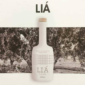 Premium Extra Virgin Olive Oil LIA 500ml