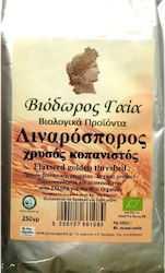 Organic Ground Gold Flaxseed BIODOROS GAIA 250gr