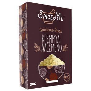 Βιολογικό Κρεμμύδι Σκόνη 'SPICE ME' 30gr