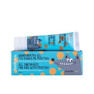 Οδοντόκρεμα με Μαστίχα για Παιδιά (3+) 'MastihaShop' 50ml
