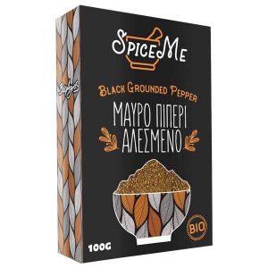 Βιολογικό Μαύρο Πιπέρι Αλεσμένο 'Spice Me' 100gr